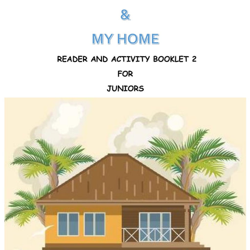 Climate Change and My Home Activity Book 2