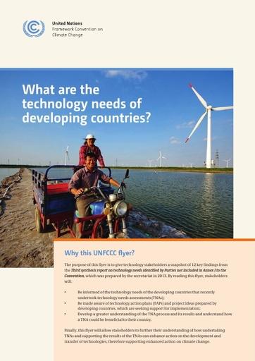 Technology Needs Assessment (TNA) Handbook