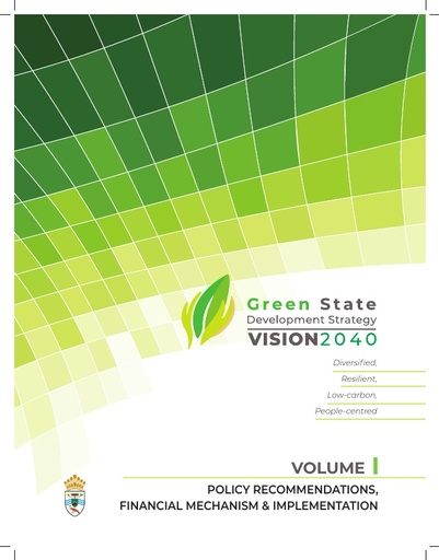Green State Development Strategy, Vision 2040