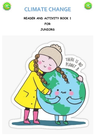 Climate Change Activity Book