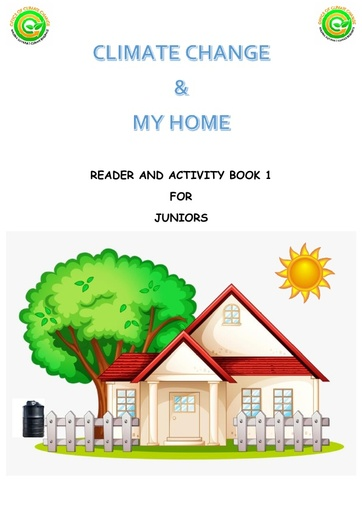 Climate Change and My Home Activity Book 1