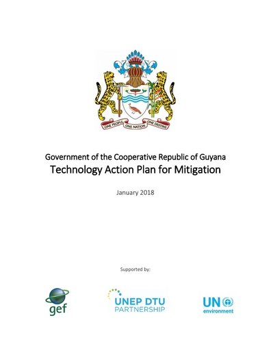 Technology Action Plan- Mitigation