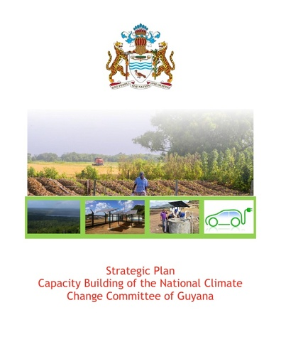 Strategic Plan Capacity building of NCCC of Guyana Final