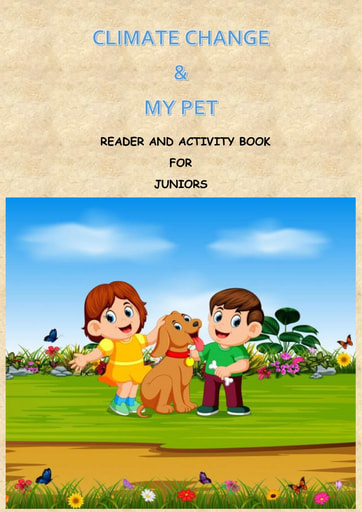 Climate Change and My Pet Booklet