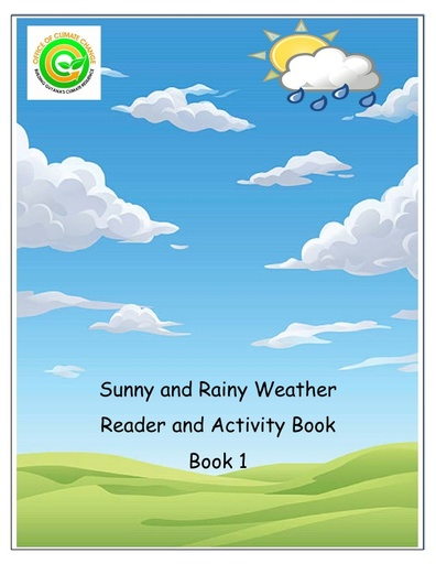 Activity Booklet 1 Weather and Climate