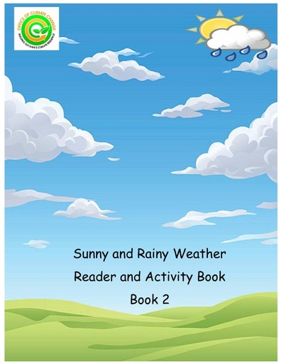 Activity Booklet 2 Weather and Climate