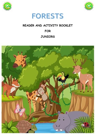 Activity Booklet Forests