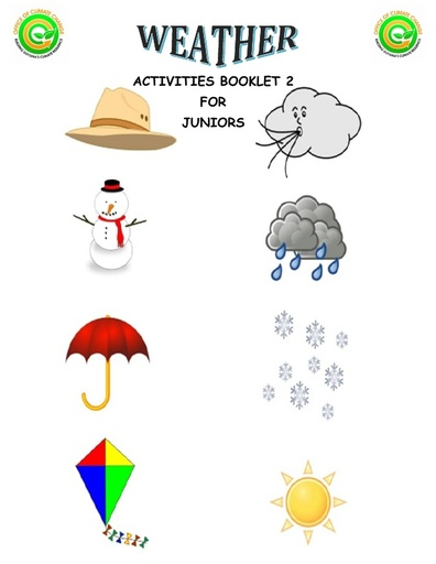 Activity Booklet - Weather